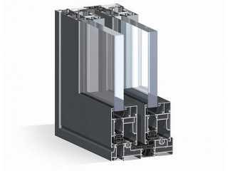 Drzwi aluminiowe przesuwne Eurocolor HS SL1600